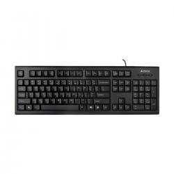 A4 Tech KR-85 Black USB Keyboard