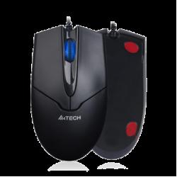A4TECH OP-550NU X' Glide Padless Optical Mouse