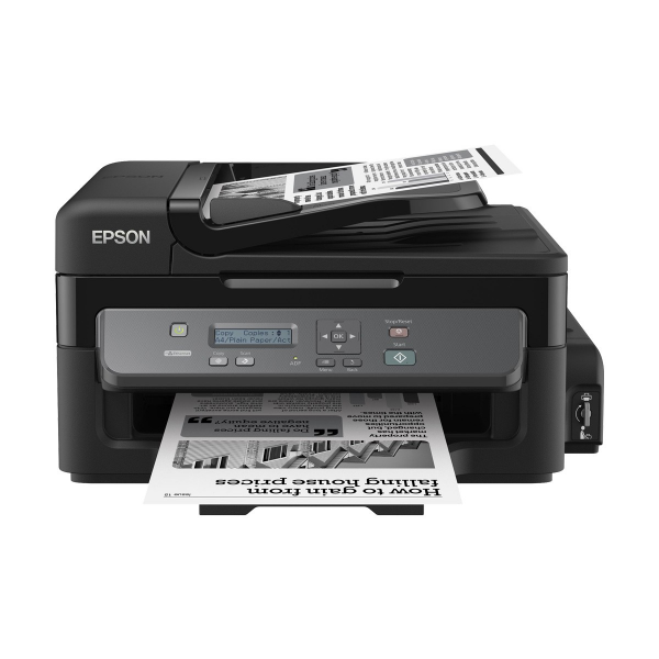 Epson Monochrome M200 All-In-One Ink Tank Printer