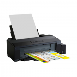 Epson Eco Tank L1300 Single Function Ink-Tank A3 Printer