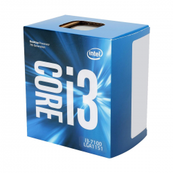 Intel Core i3-7100 Kaby-Lake Processor CPU 7th Gen 3MB Cache 3.90 Ghz