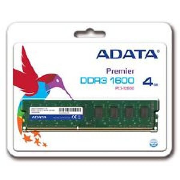 4 GB DDR3 1600 BUS Low Voltage