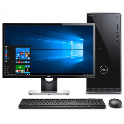 Dell Inspiron 3670DT 8th Gen Intel Core i3 8100 Mini Tower Brand PC